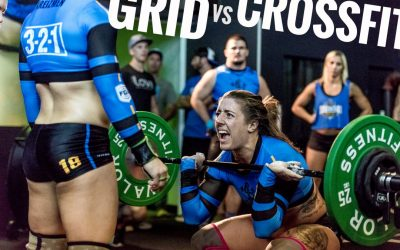 GRID vs CrossFit. The Science.