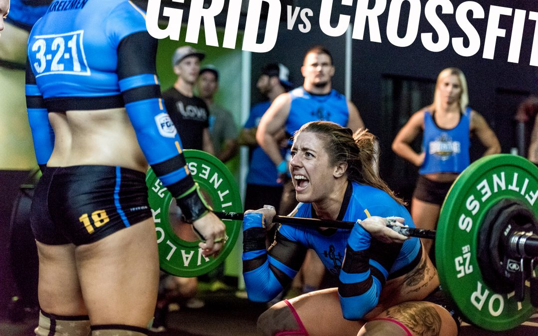 GRID vs CrossFit. The Science.